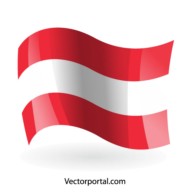 Austrian state flag.