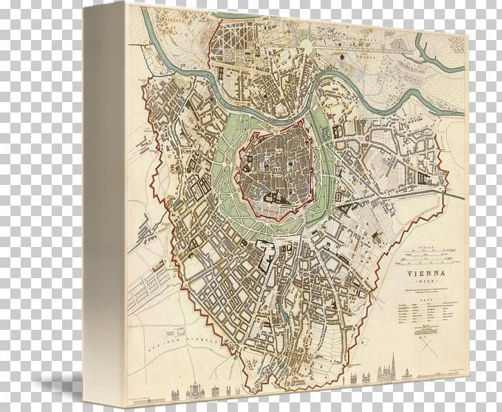Vienna Map Canvas Print Art PNG, Clipart, Art, Art Museum.