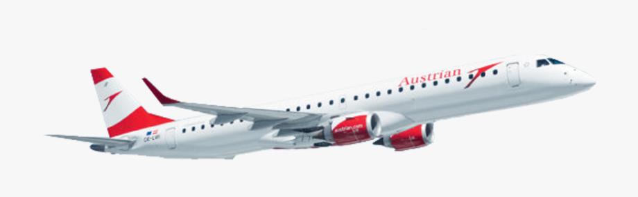 Austrian Airline Cutout By Me.