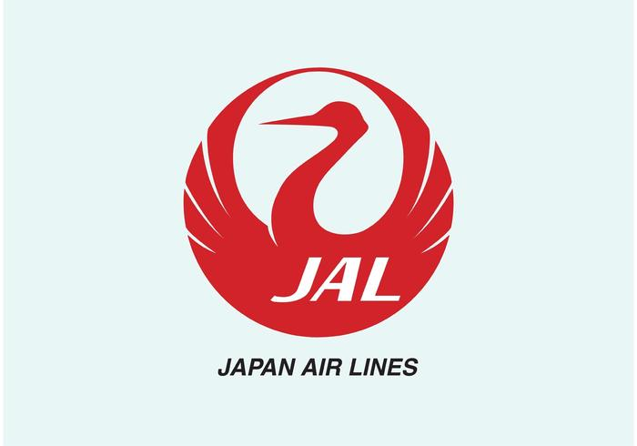 Japan Airlines Vector Logo.