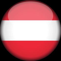 Austria flag clipart.