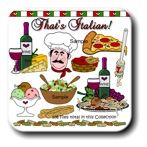 Meal clipart food italy, Meal food italy Transparent FREE.