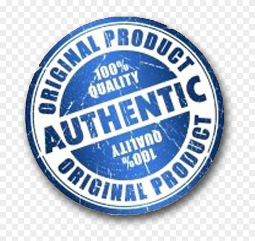 Authentic Stamp Png.