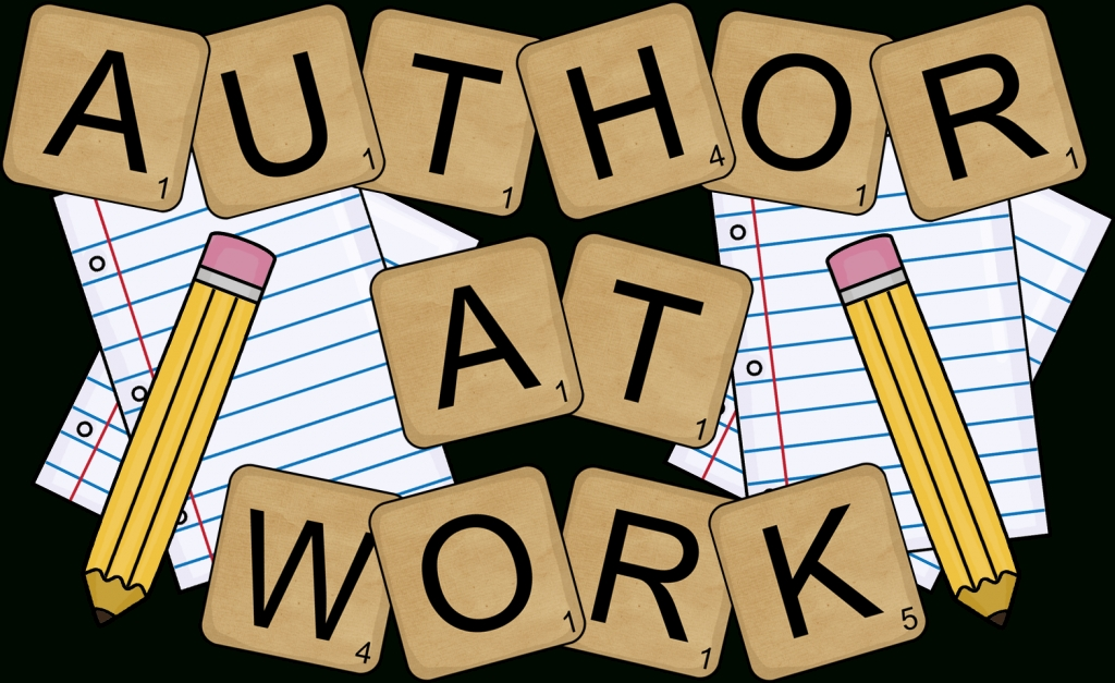 Author clipart work, Author work Transparent FREE for.