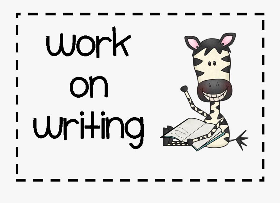 Writer Clipart Work Clipart.