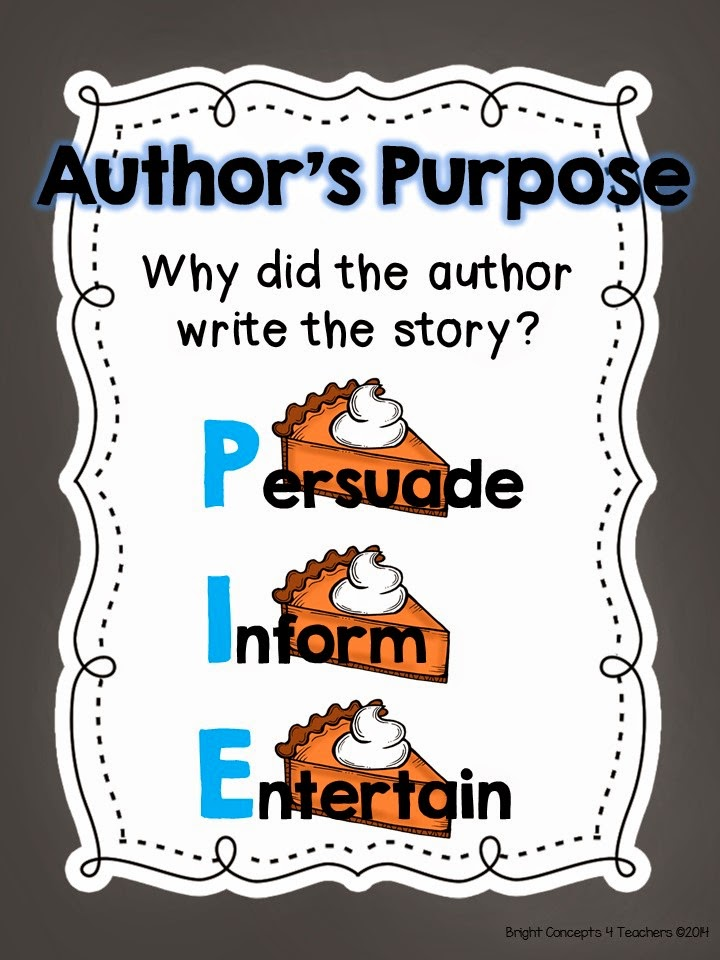 Author clipart purpose, Author purpose Transparent FREE for.