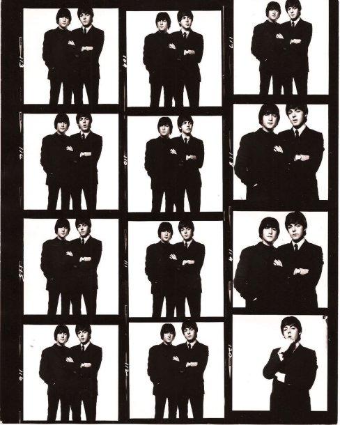 Lennon & McCartney.