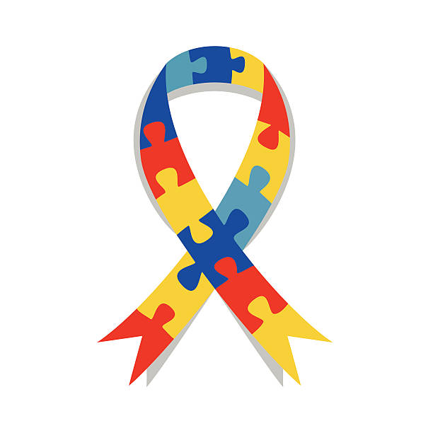 Best Autism Symbols Illustrations, Royalty.