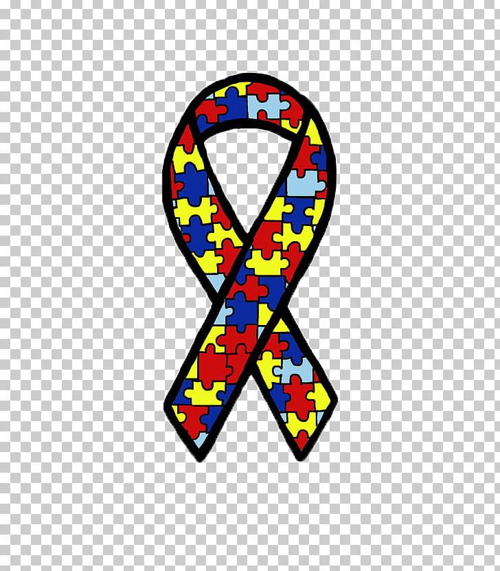 World Autism Awareness Day Awareness Ribbon Autistic.