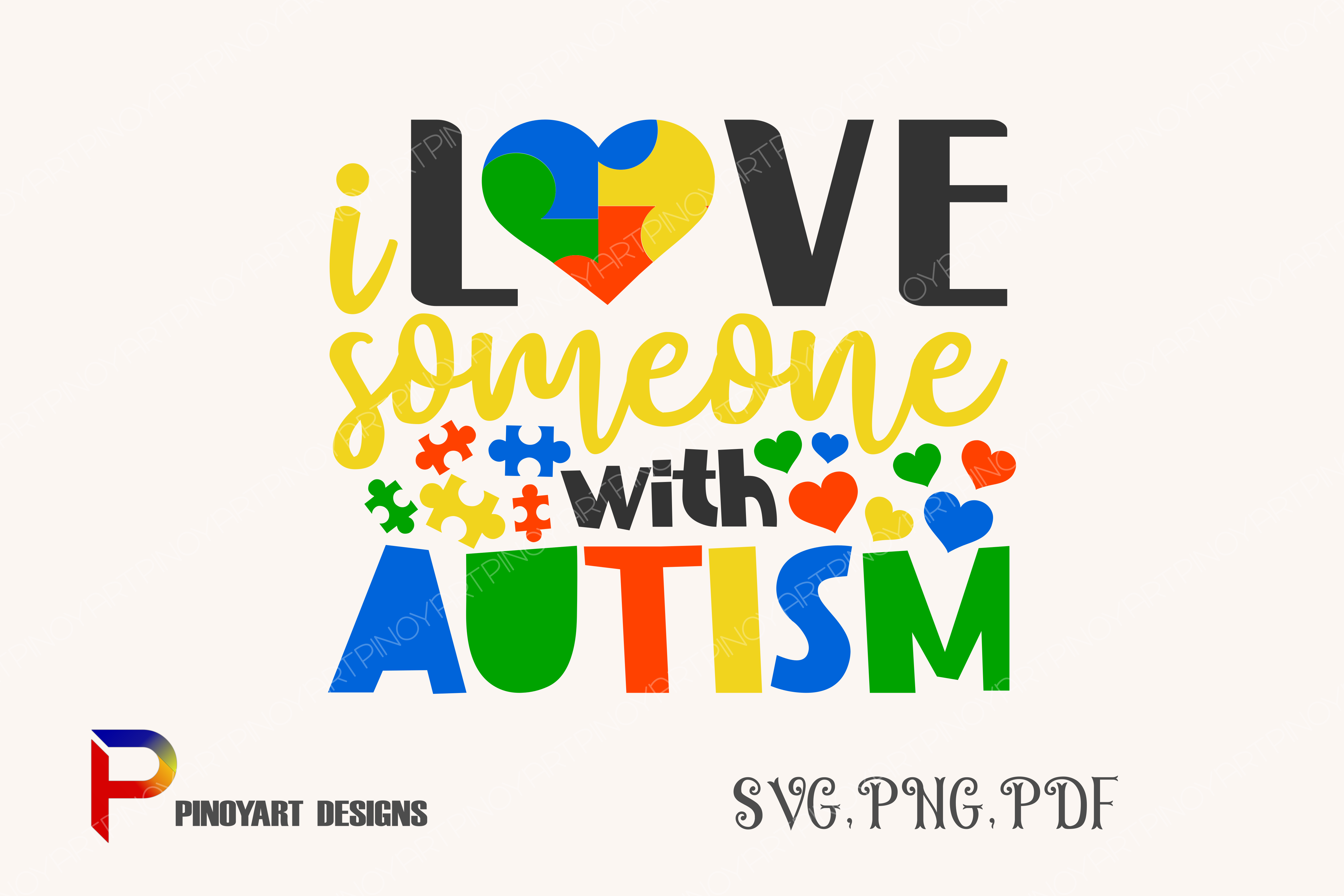 Autism svg, autism awareness svg, autism svg file, autism clip art, i love  someone with autism svg, autism graphics, autism prints, svg, svg files for.