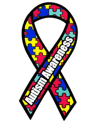 Autism awareness clipart.