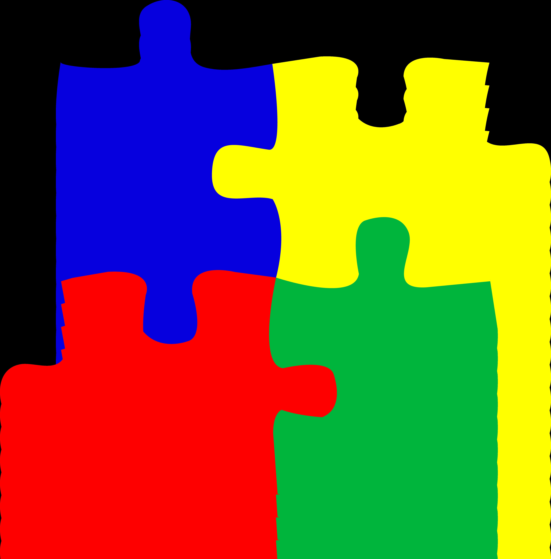 Puzzle role clipart #10