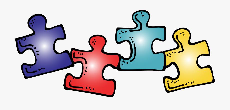 Puzzle Clipart Children Helping Child.
