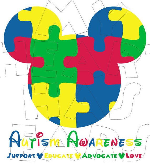 Autism Clipart Group with 70+ items.