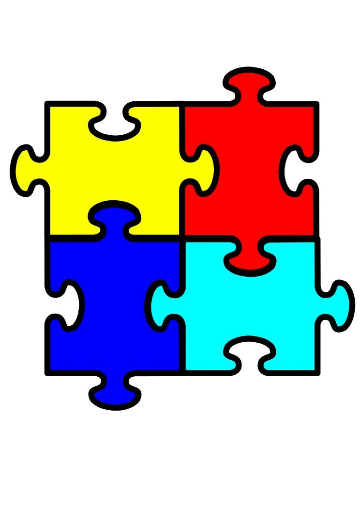 37 Autism Puzzle Piece Frees That You Can Download Clipart N2 Free.