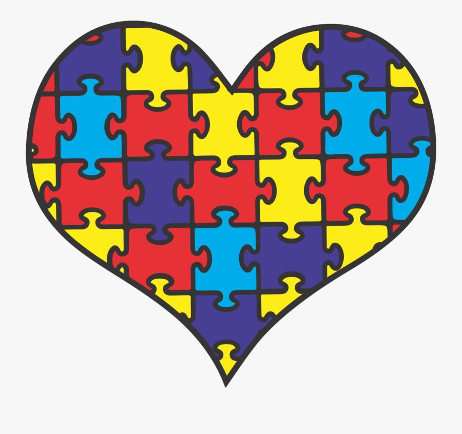 Autism Clipart Autism Heart.
