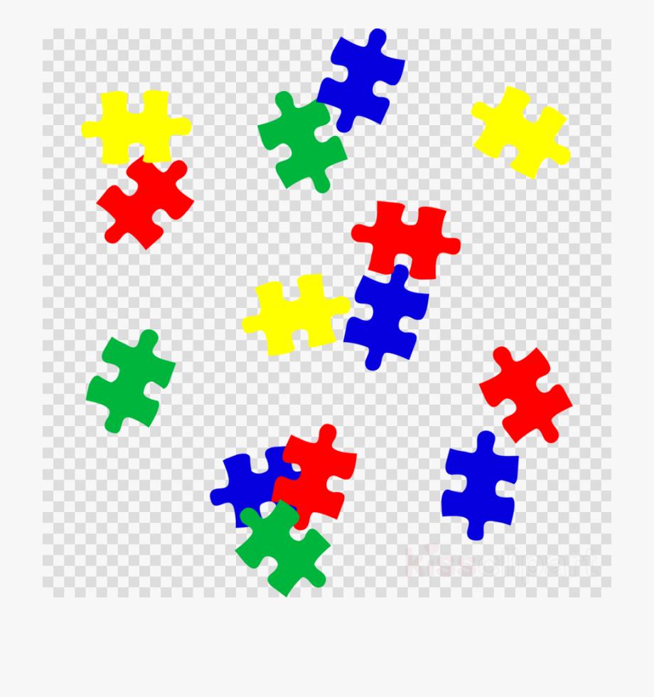 Autism Puzzle Pieces Clipart Jigsaw Puzzles Autism.
