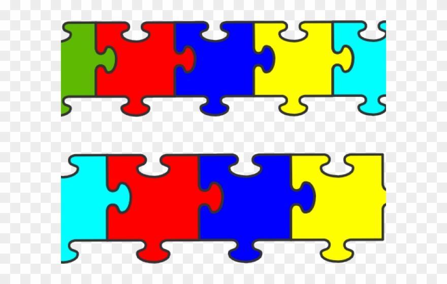 Pice Clipart Autism Puzzle.