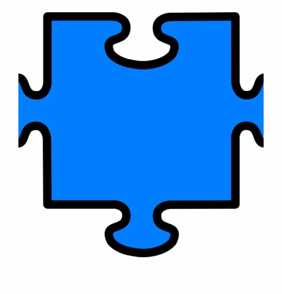 Autism Puzzle Piece Png.