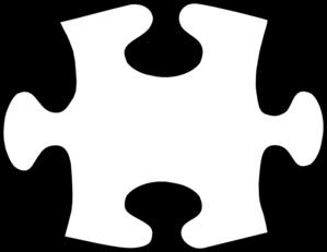 Autism Puzzle Piece Pks.