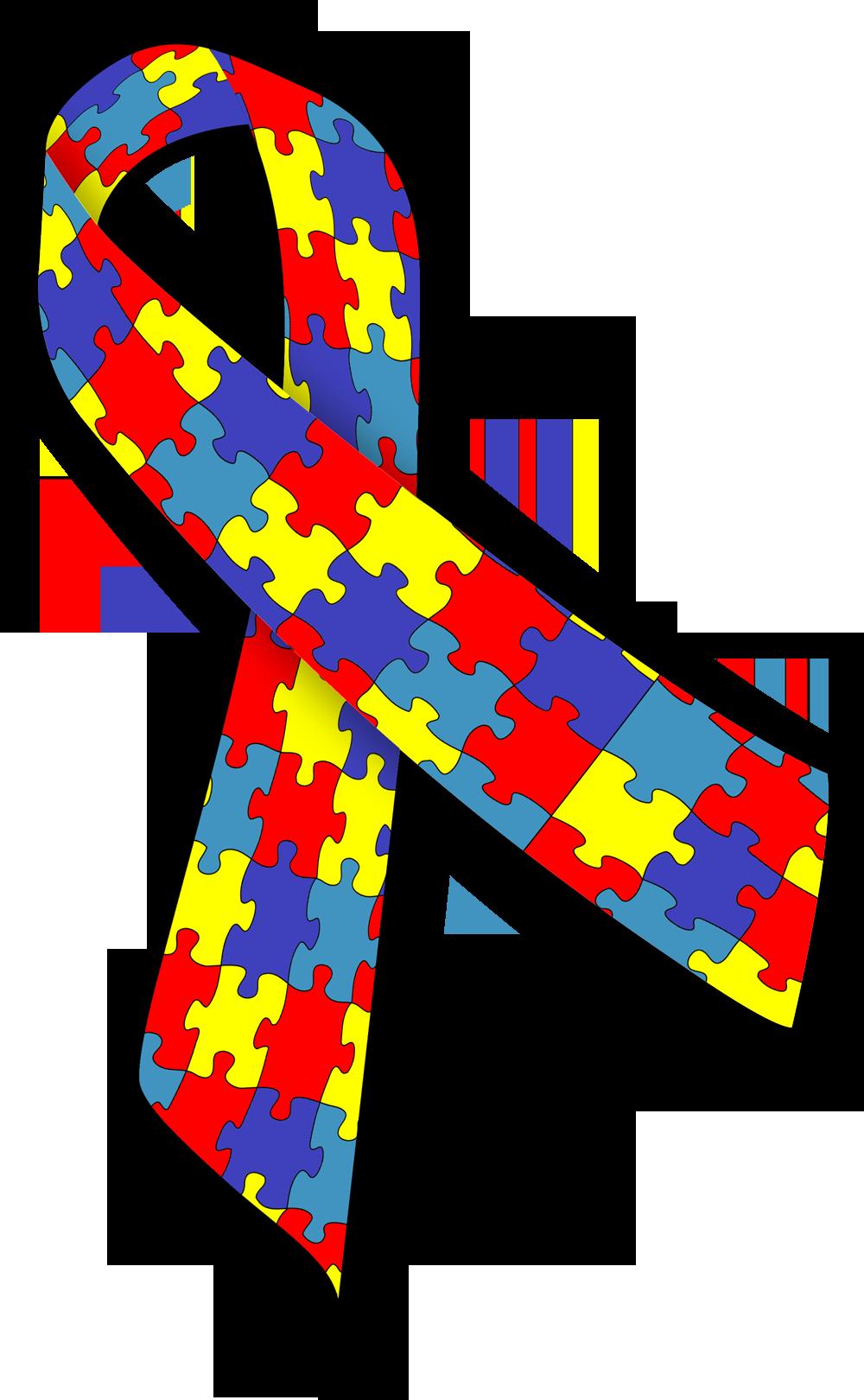 Autism Ribbon Png & Free Autism Ribbon.png Transparent.