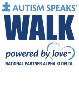 Autism Speaks Walk.