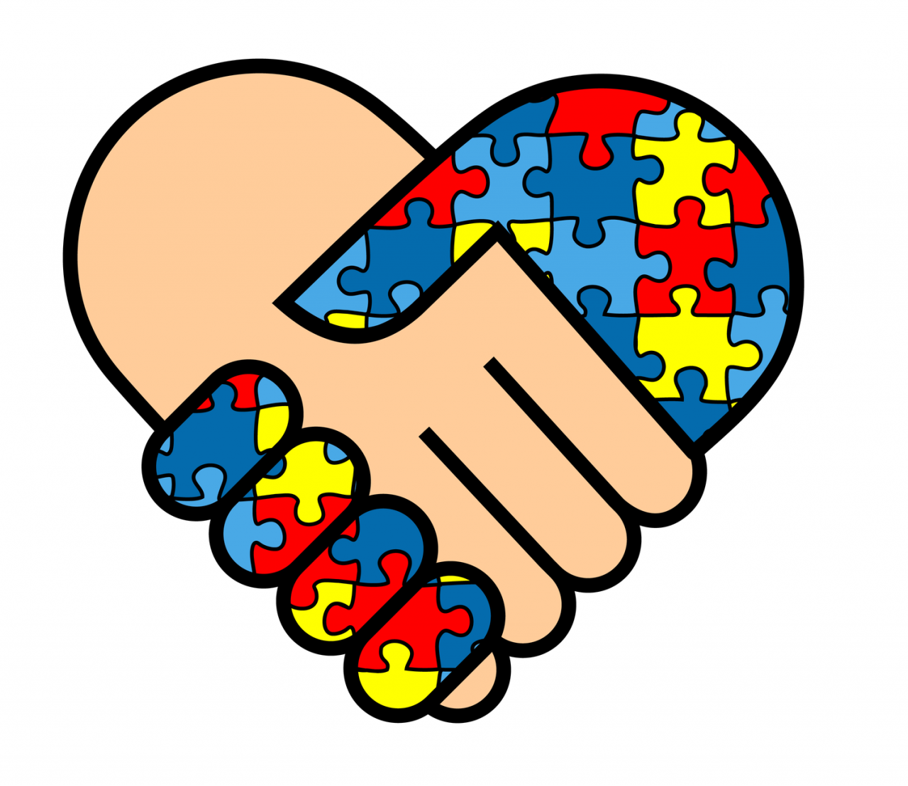 Autism and the Puzzle Piece …….