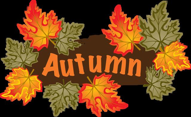 Autumn Clipart.