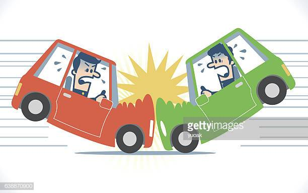 30 Top Car Accident Scene Stock Illustrations, Clip art, Cartoons.