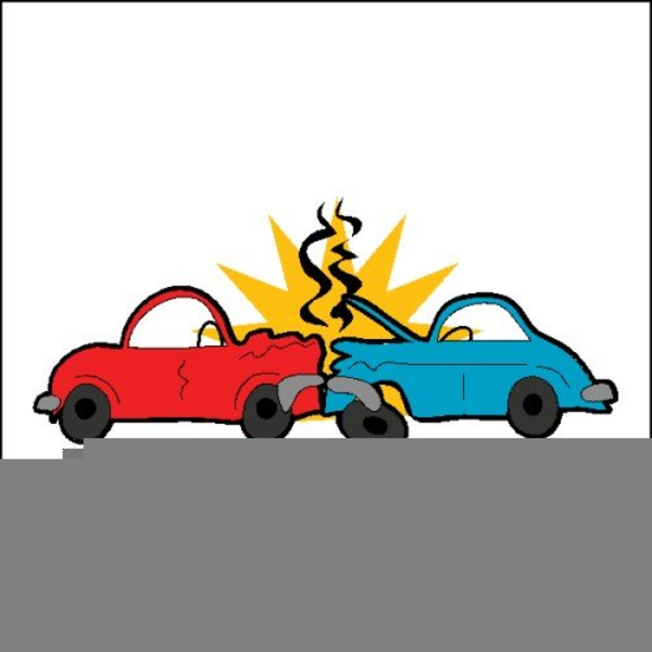 Motor Vehicle Accident Clipart.