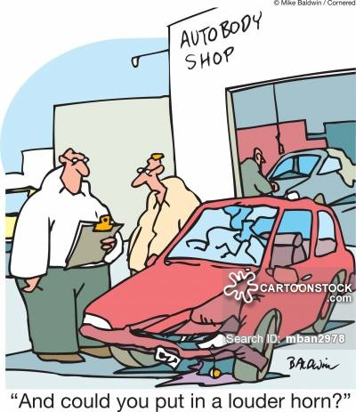 Showing post & media for Auto body shop cartoons.
