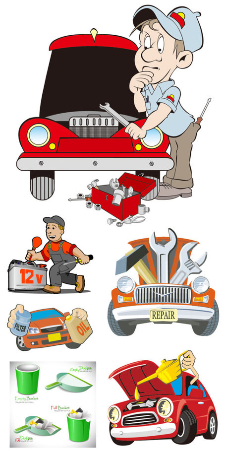 Car Collision Repair >> auto body repair shop clipart - Clipground