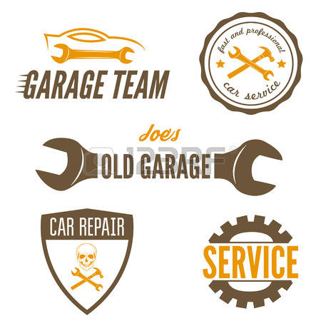 3,603 Mechanics Emblem Stock Vector Illustration And Royalty Free.