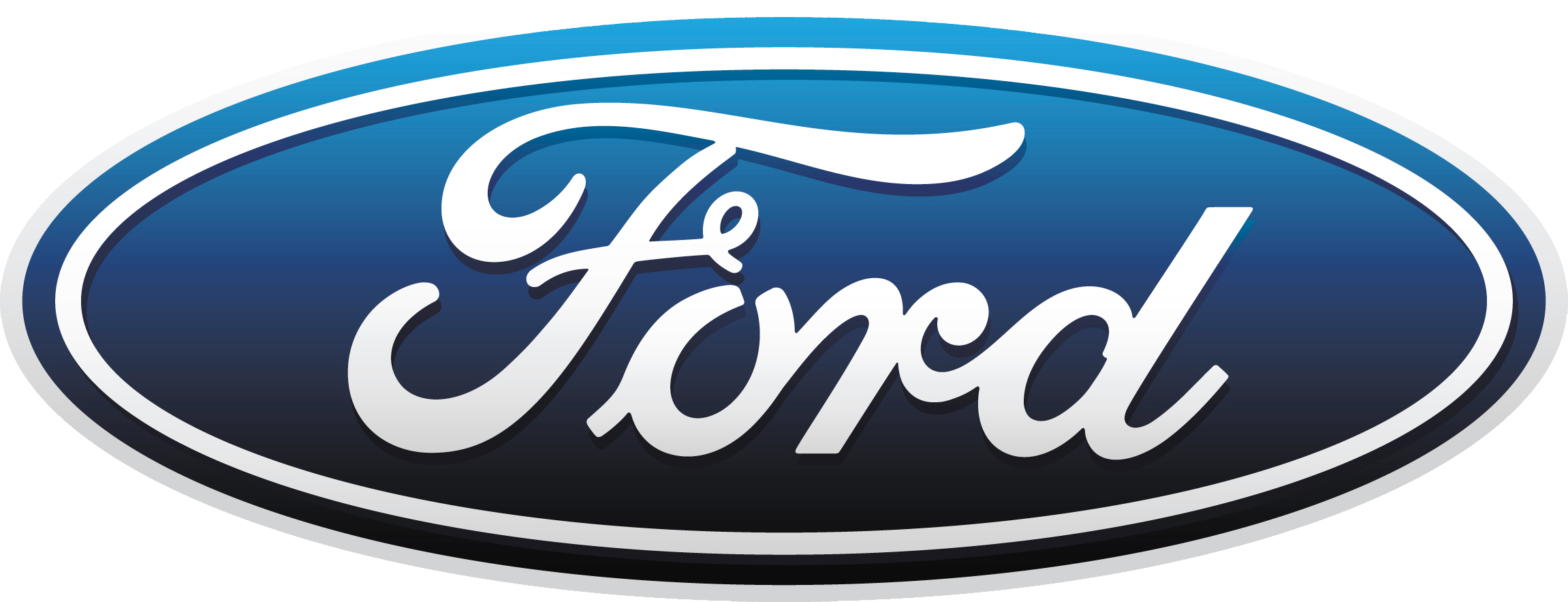 Ford Auto Logos Clipart.