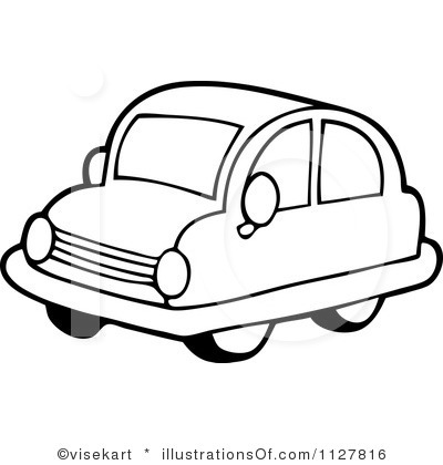Car clipart black and white 1 » Clipart Station.