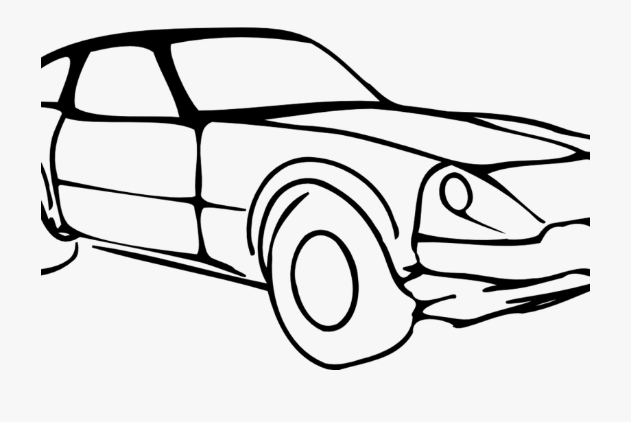Car Black And White Car Clipart Black And White Free.