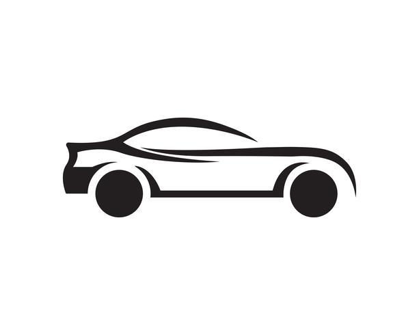 Auto car Logo Template vector icon.
