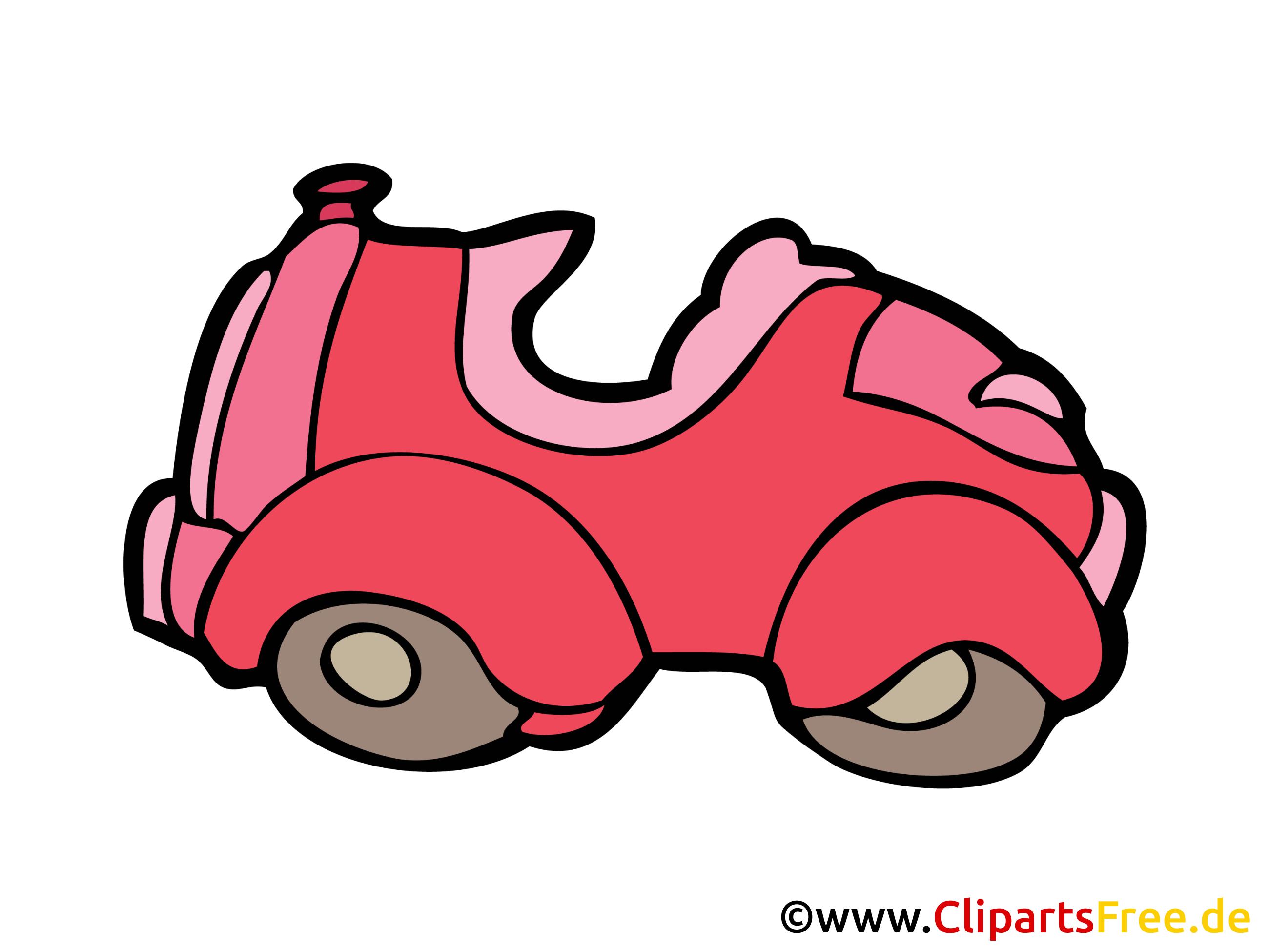 Comic Auto Bild, Clipart, Illustration, Grafik, Zeichnung kostenlos.