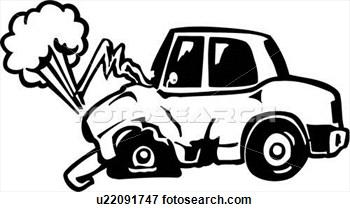 18+ Car Crash Clip Art.