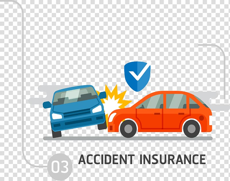Car Vehicle insurance Traffic collision, Traffic accident insurance.