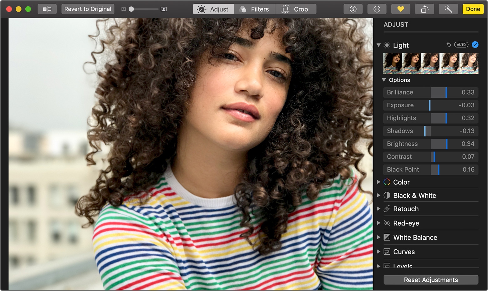 How to edit photos on your Mac.