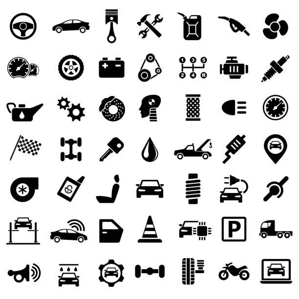 Best Car Detail Illustrations, Royalty.