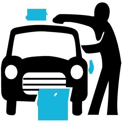 Download car wash stickers clipart Car wash Auto detailing.