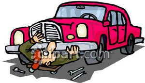 auto mechanic clipart free.
