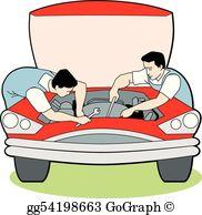 Auto Mechanic Clip Art.