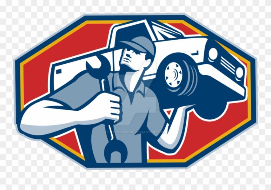Jpg Automobile Mechanic Clipart.