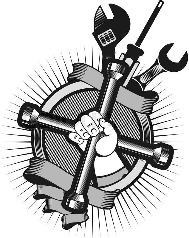 Auto mechanic tools clipart 7 » Clipart Portal.