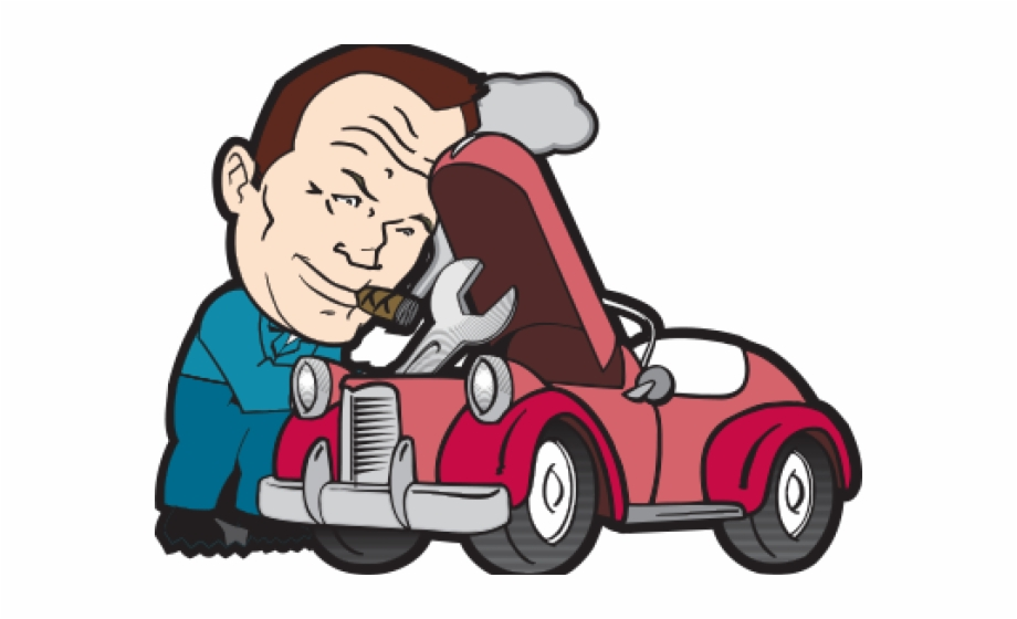 Mechanical Clipart Auto Mechanic Shop.