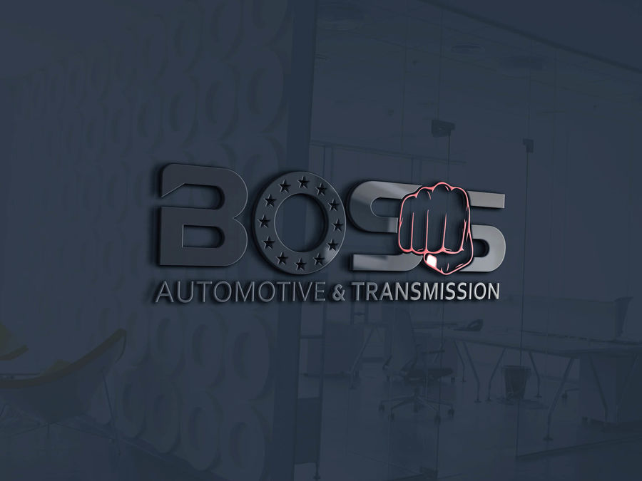 Entry #28 by meroc for Boss automotive logo.