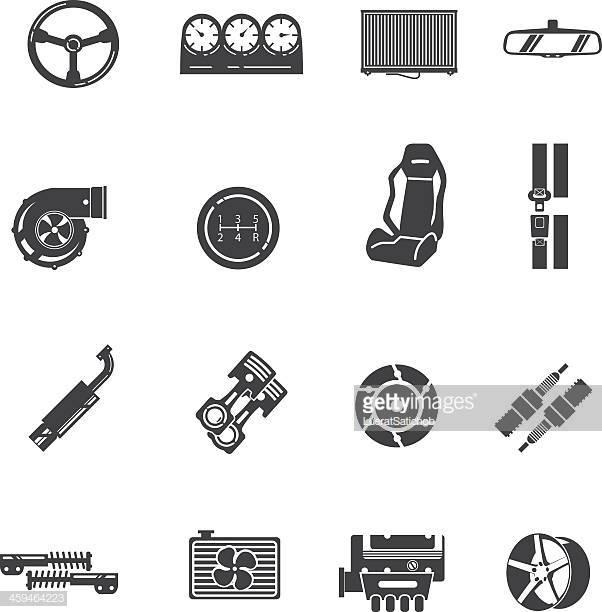 60 Top Auto Parts Stock Illustrations, Clip art, Cartoons, & Icons.